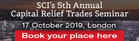 SCI's 5th Annual Capital Relief Trades Seminar 17 October 2019, London