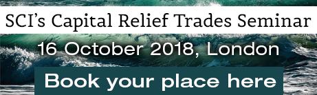 SCI's Capital Relief Trades Seminar 2018
