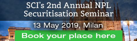 SCI's 2nd NPL Securitisation Seminar 2019